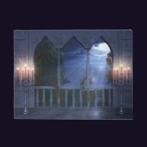 Her Silver Mantle Doormat