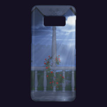 Her Silver Mantle Galaxy Case-Mate