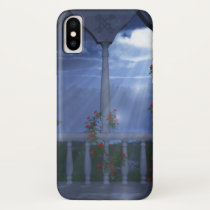 Her Silver Mantle iPhone Case-Mate