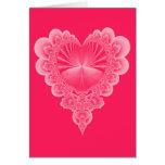 Her  Valentine's Day Card