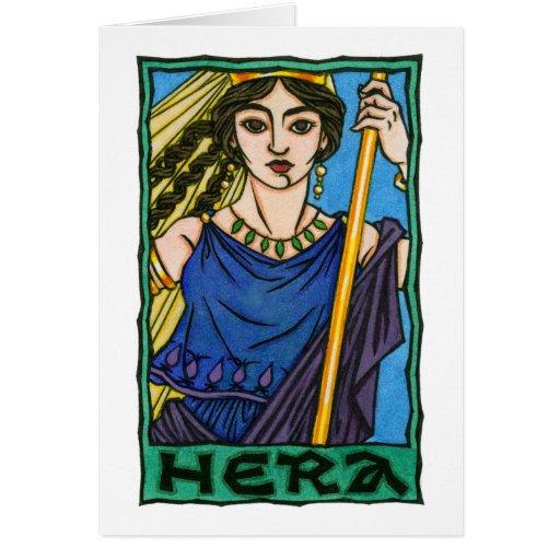 Hera Card