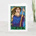 Hera Greeting Card (2)