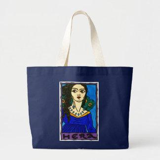 Hera Large Tote Bag