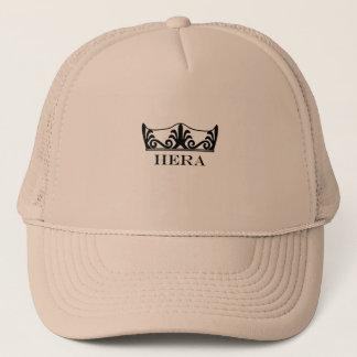 Hera's crown (Engravers Font) Trucker Hat