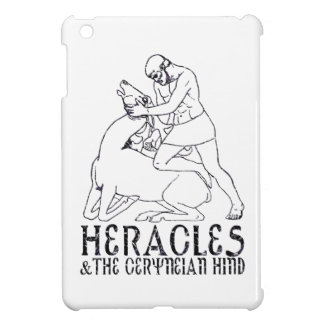 Heracles and the Ceryneian Hind iPad Mini Case