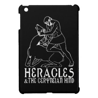 Heracles and the Ceryneian Hind iPad Mini Covers