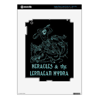Heracles and the Lernaean Hydra Decals For iPad 3