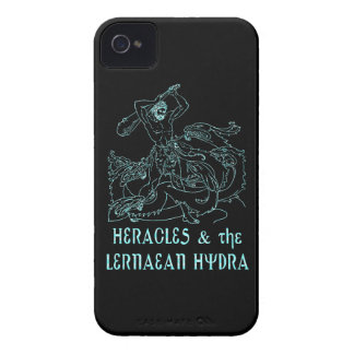 Heracles and the Lernaean Hydra iPhone 4 Case-Mate Case