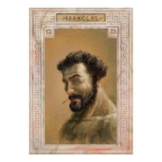 Heracles Poster