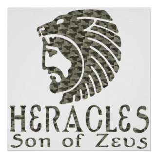Heracles Print