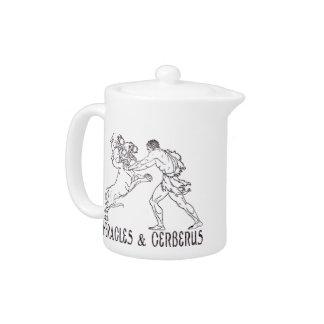 Heracles y Cerberus