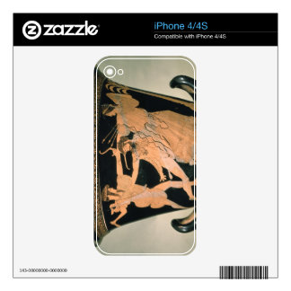 Herakles Struggling, detail from an Attic red-figu Skin For iPhone 4S