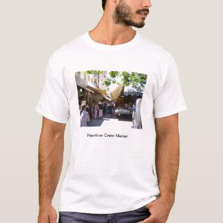 Heraklion Crete Market T-Shirt