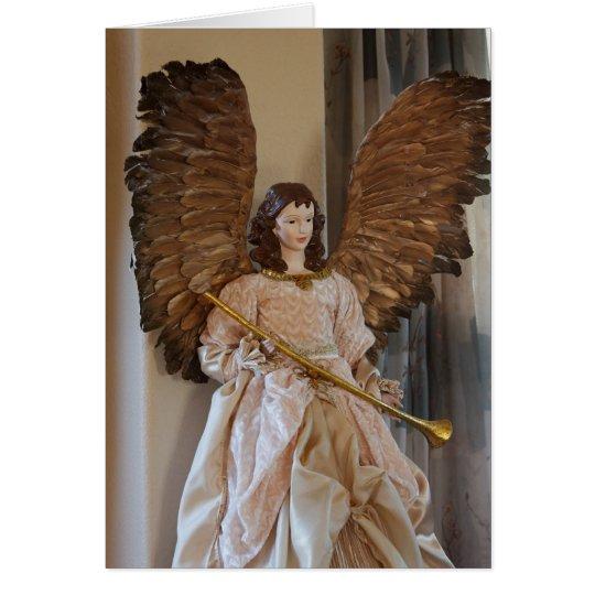 Herald Angel Card
