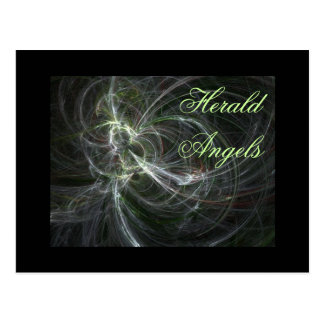 HERALD ANGELS POSTCARD