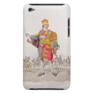 Herald, from 'Costume of Great Britain', published Case-Mate iPod Touch Case