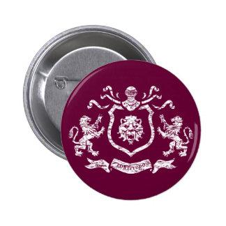 Heraldic Blazon Button