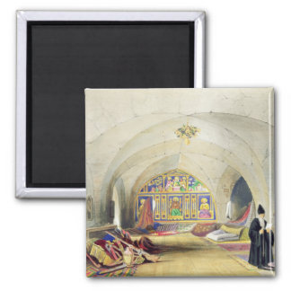 Heraldic Designs, from 'Art and Industry', publish 2 Inch Square Magnet