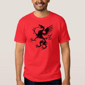 Heraldic Dragon - Cool Shirts
