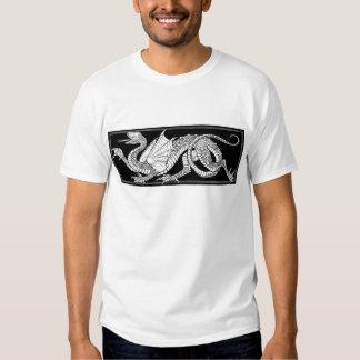 heraldic dragon t shirts