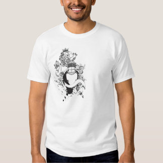 heraldic Gryphon coat of arms crest T Shirt