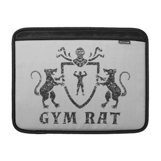Heraldic Gym Rat MacBook Air Sleeve