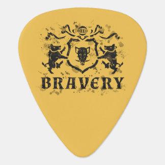 Heraldic Ink Boar Guitar Pick