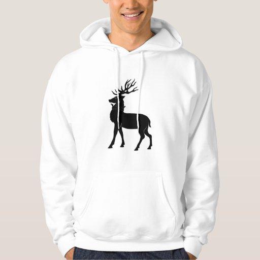 Heraldic Stag Pullover