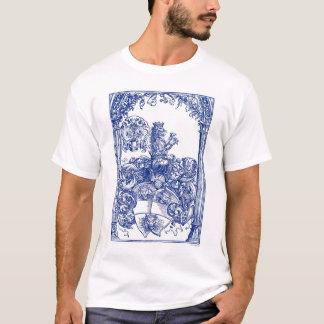 Heraldic Woodcut I T-Shirt