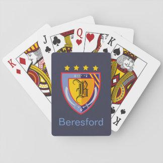 Heráldica Cartas De Póquer