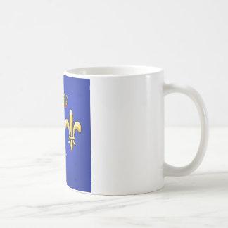 Heráldica de Juana de Arco Jeanne D'Arc Tazas De Café