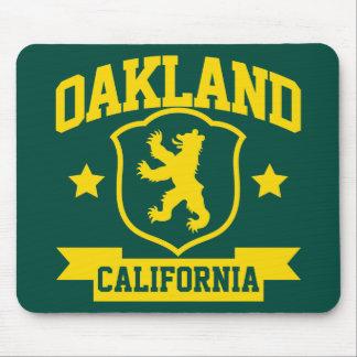 Heráldica de Oakland Mouse Pad