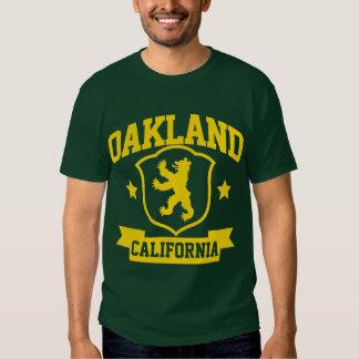Heráldica de Oakland Playeras