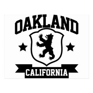 Heráldica de Oakland Postal