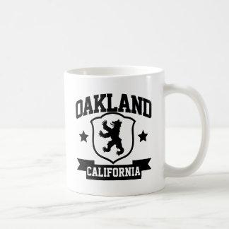 Heráldica de Oakland Tazas