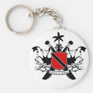 Heráldica de Trinidad Llavero Personalizado
