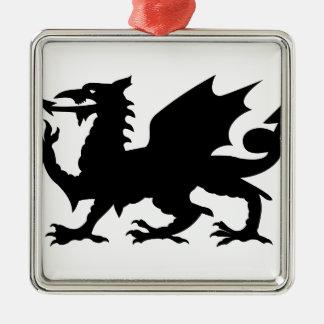 Heráldica del dragón ornamentos para reyes magos