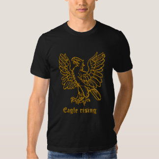Heráldica medieval - levantamiento de Eagle Polera