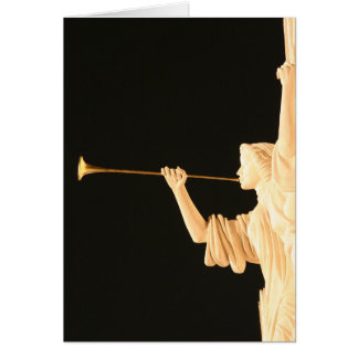 Heralding Angel Card