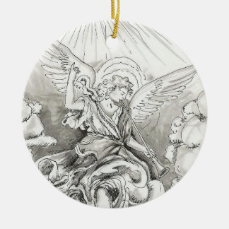 """Heralding Angel"" Ornament"
