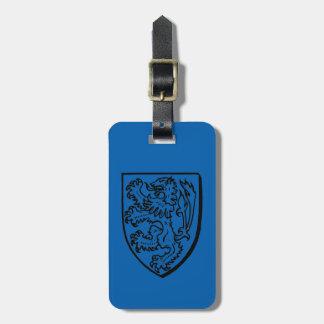 Heraldry Bag Tag