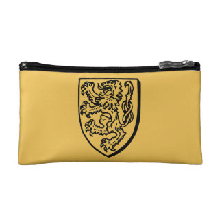 Heraldry: Lion Cosmetic Bag
