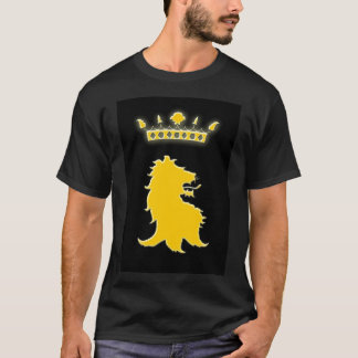 Heraldry-lion-crown T-Shirt