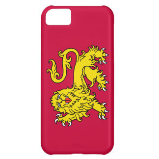 Heraldry Lion of London Passant iPhone 5 Case