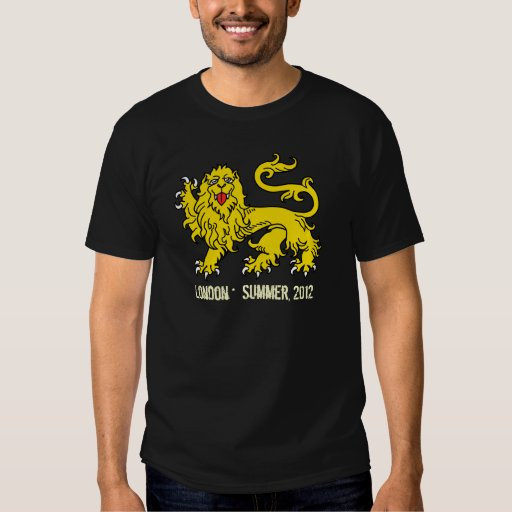 Heraldry Lion Summer 2012 T-Shirt