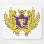 Heraldry Mousepads