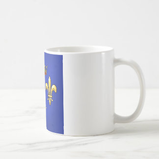 Heraldry of Joan of Arc Jeanne d'Arc Coffee Mug