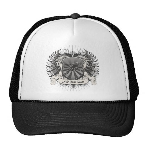 Heraldry Scuba Diving Trucker Hat