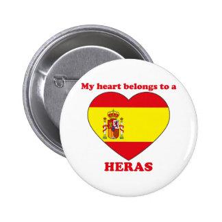Heras Pin