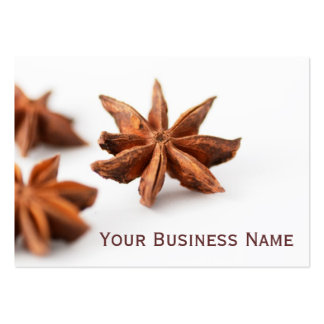 Herb and Spice Business Card